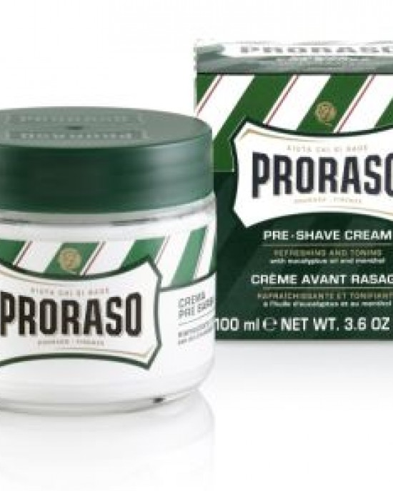 Crema Antes Afeitado 100ml Proraso Proraso Productos para Hombres