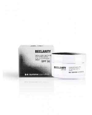 Crema Facial Blanqueante Beclarity Blemish Cream 50ml Spf 50 Summe Cosmetics +