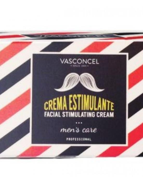 Crema Estimulante Matificante Man 100ml Vasconcel Vasconcel - Salvaderm Novedades