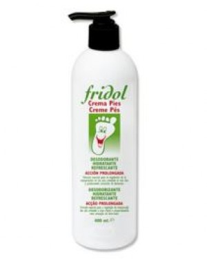 Crema Pies Fridol 400 Ml + 1 Consejo