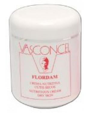 Crema Nutritiva cutis secos Flordam 500ml Vasconcel + 1 Consejo