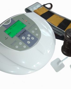 Depurador Ionico Detox Spa Etecmed