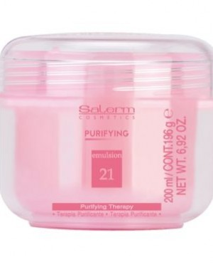 Emulsion Purificante 200ml Salerm + 1 Consejo