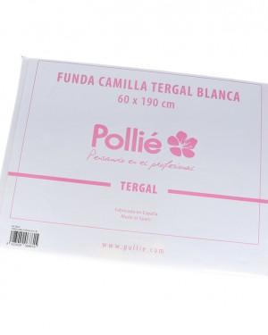 Funda Camilla Tergal Blanca Pollié