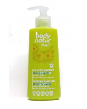Gel Intimo Hidratante 200ml Body Natur + 1 Consejo