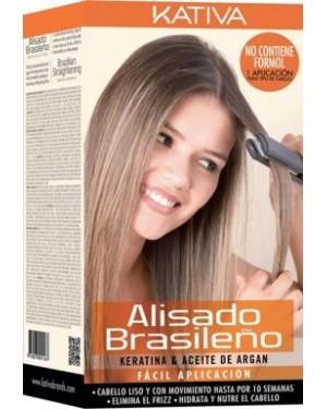 Kit Alisado Brasileño Kativa + 1 Consejo
