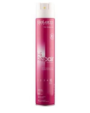 Laca spray cabellos secos Hi Repair Extra 1000ml Salerm + 1 Consejo