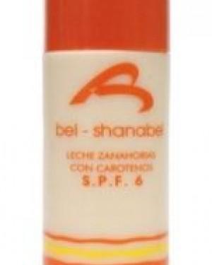 Bel Shanabel Leche Zanahorias SPF6 200ml + 1 Consejo