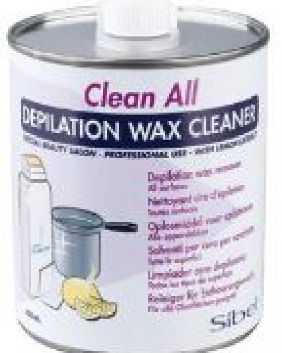 Limpiador fundidores cera Wax Cleaner 800ml Sibel Sinelco Postdepilatorios