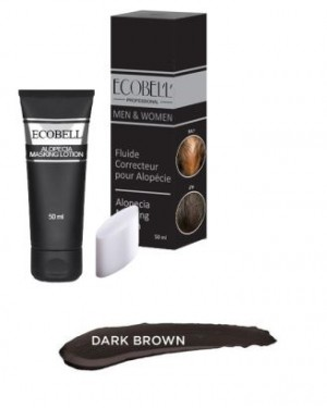 Ecobell Dark Brown Masking Lotion 50ml + 1 Consejo