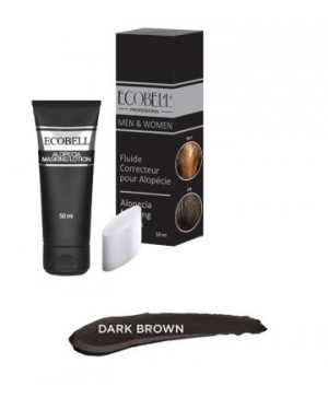 Locion Ecobell Dark Brown Masking Lotion 50ml