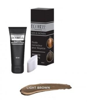 Ecobell Light Brown Masking Lotion 50ml + 1 Consejo