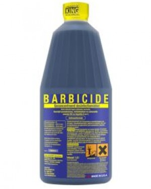 Barbicide 1900ml + 1 Consejo