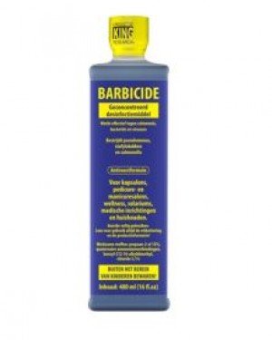 Barbicide 480ml + 1 Consejo