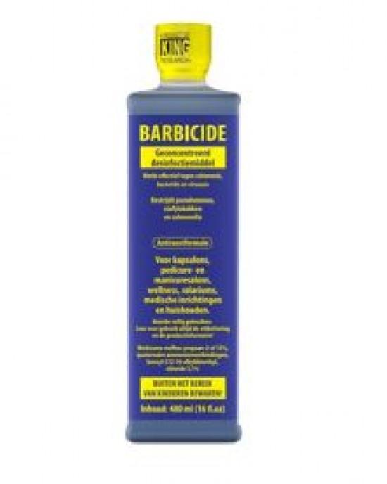 Locion esterilizadora Barbicide 480ml Andis