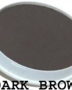 Maquillaje capilar Ecobell Dark Brown 25gr Topical Shader + 1 Consejo