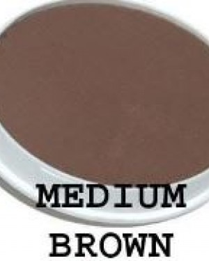 Maquillaje capilar Ecobell Medium Brown 25gr Topical Shader + 1 Consejo