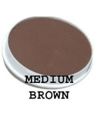 Maquillaje capilar Ecobell Medium Brown 25gr Topical Shader