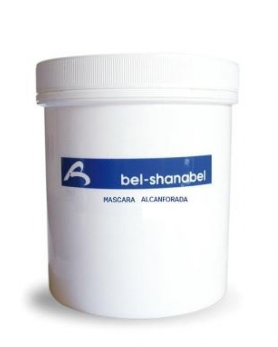 Bel Shanabel Mascara Alcanforada 500ml Bel-Shanabel Mascarilla Antiseborreica