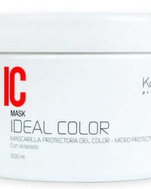 Mascarilla Cabellos coloreados 450ml Kosswell + 1 Consejo