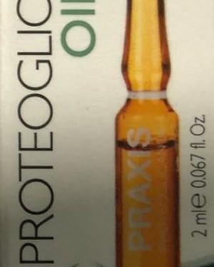 Ampolla Proteoglicano  Oil Free