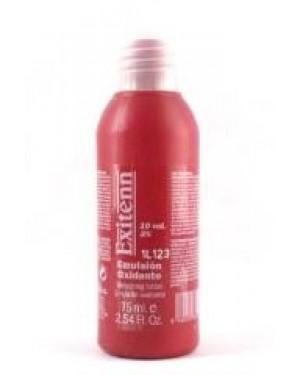 Oxigenada crema 10 volumenes Individual 75ml Exitenn