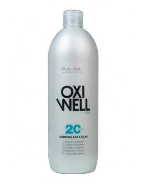 Oxigenada crema 20 volumenes 1000ml Kosswell