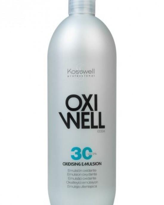 Oxigenada crema 30 volumenes 1000ml Kosswell Kosswell Oxigenadas-Reveladores