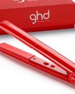Plancha alisar Ghd Gloss Roja + 1 Consejo