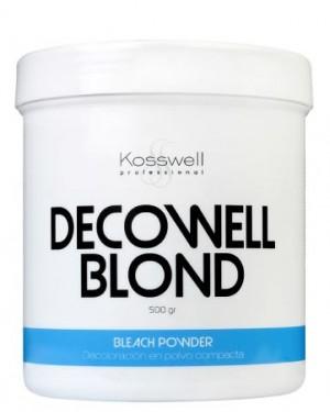 Polvo decolorante Decowell 500gr Kosswell + 1 Consejo