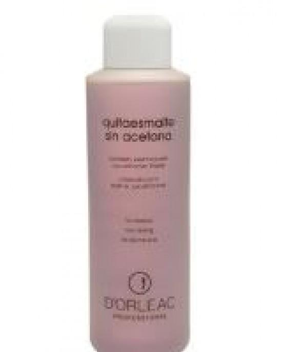 Quitaesmalte 1000ml Dorleac sin acetona Parlux -  Ga-ma - Steinhart Quitaesmaltes