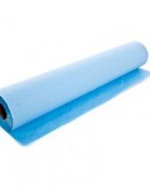 Rollo papel camilla Azul 80 metros Lady Cel