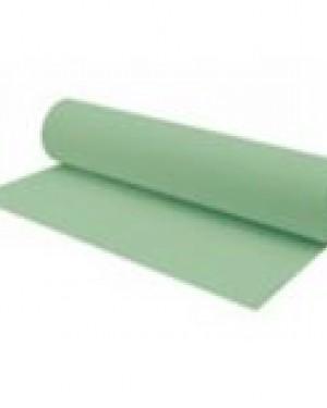 Rollo papel camilla Verde 80 metros Lady Cel
