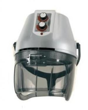 Secador casco Gamma 2 velocidades con pie aluminio Daniel Mora