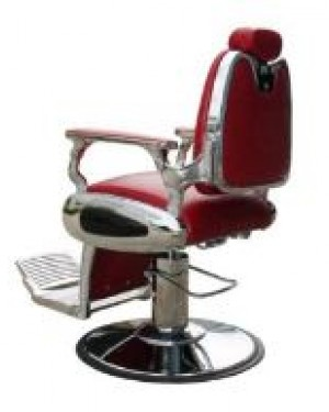 Sf Sillon Barbero Arrow Red + 1 Consejo
