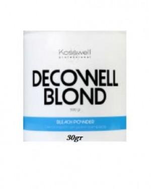 Ks Sobre Decowell 30gr + 1 Consejo
