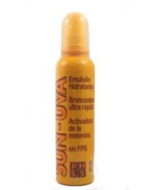 Spray acelerador Sun Uva 200ml Diet Esthetic + 1 Consejo