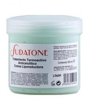 Sudatone 500ml Crema Diet Esthetic + 1 Consejo