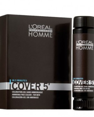 Tinte hombres Cover 5 3 Homme Loreal + 1 Consejo