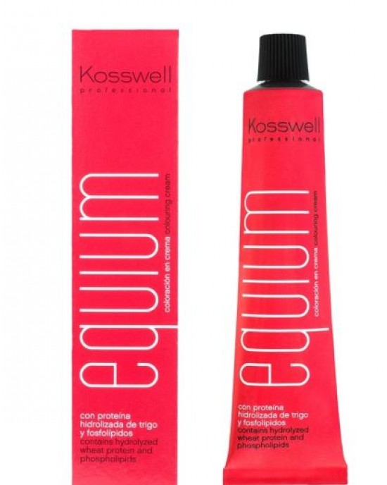 Tinte Permanente Equium 7,18 Kosswell Kosswell Tintes Permanentes