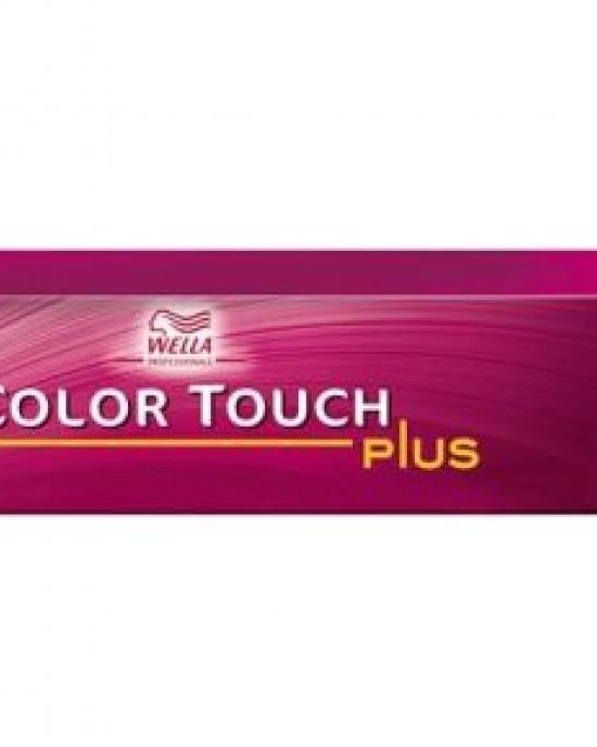 Tinte semipermanente Color touch Plus Wella 44/06 Wella Professionals Tintes Semipermanentes