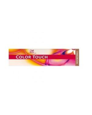 Tinte semipermanente Color touch Wella 8/0 + 1 Consejo