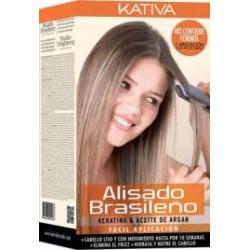 Kit Alisado Brasileño con Queratina Kativa